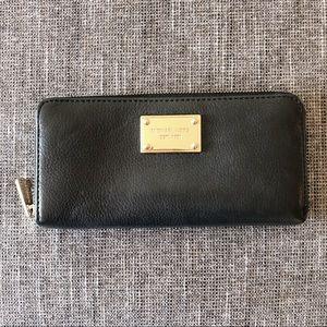 Michael Kors Wallet (Black)